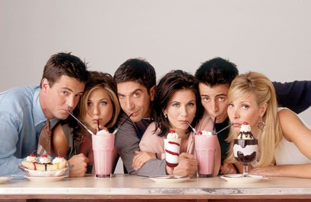 5 lessons from Friends on Leveraging Outdoor advertising