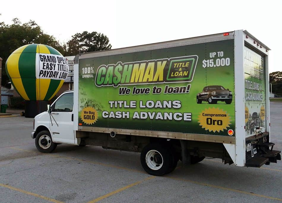 vehicle wraps car advertising truck