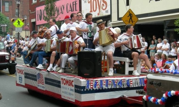 Long Beach Indiana Th Of July Parade