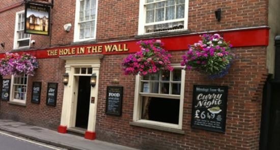 restaurants can teach us about creative advertising - the-hole-in-the-wall tripadvisorcouk