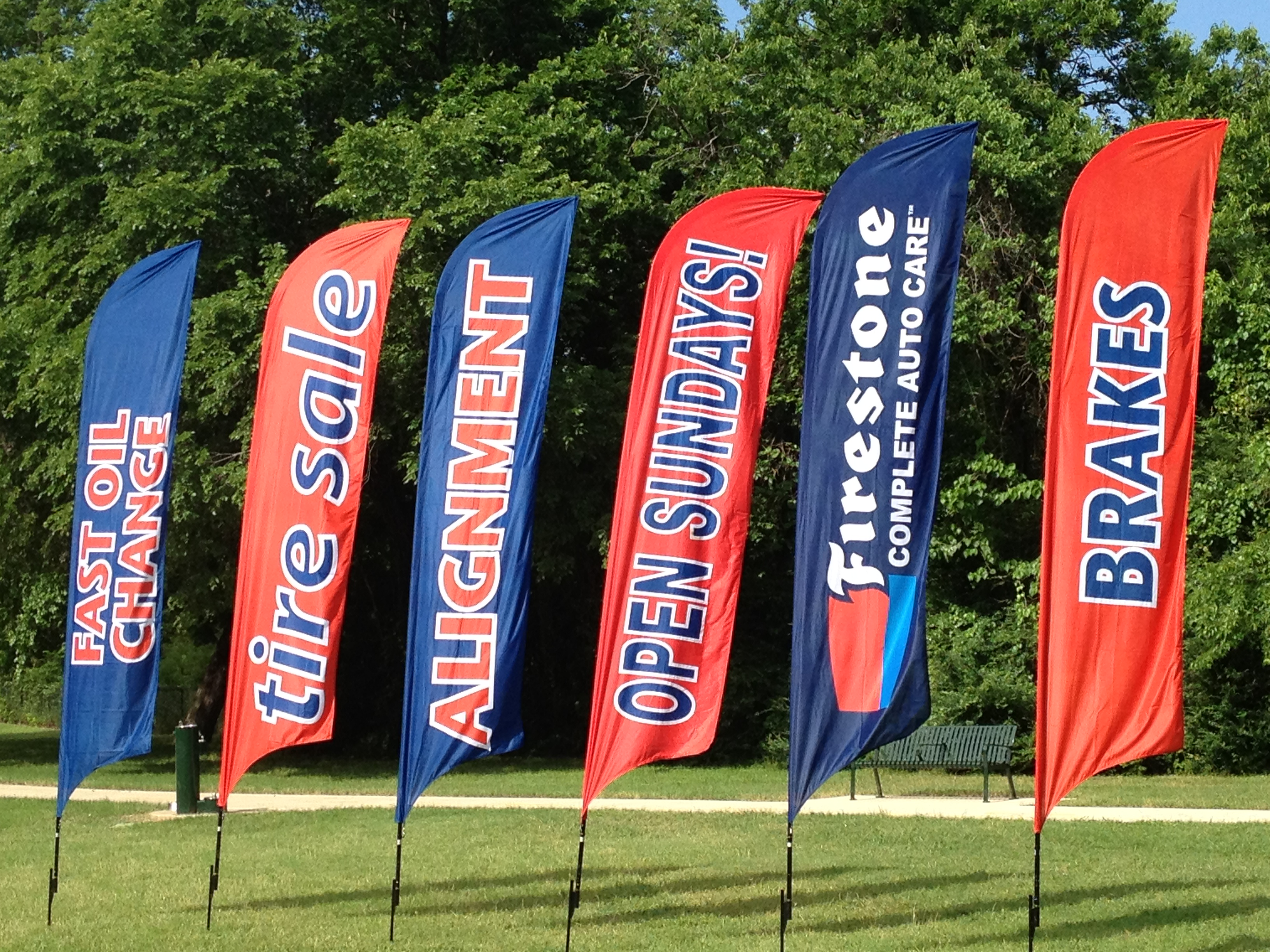 Adversail Advertising Flags | Air Ad Promotions
