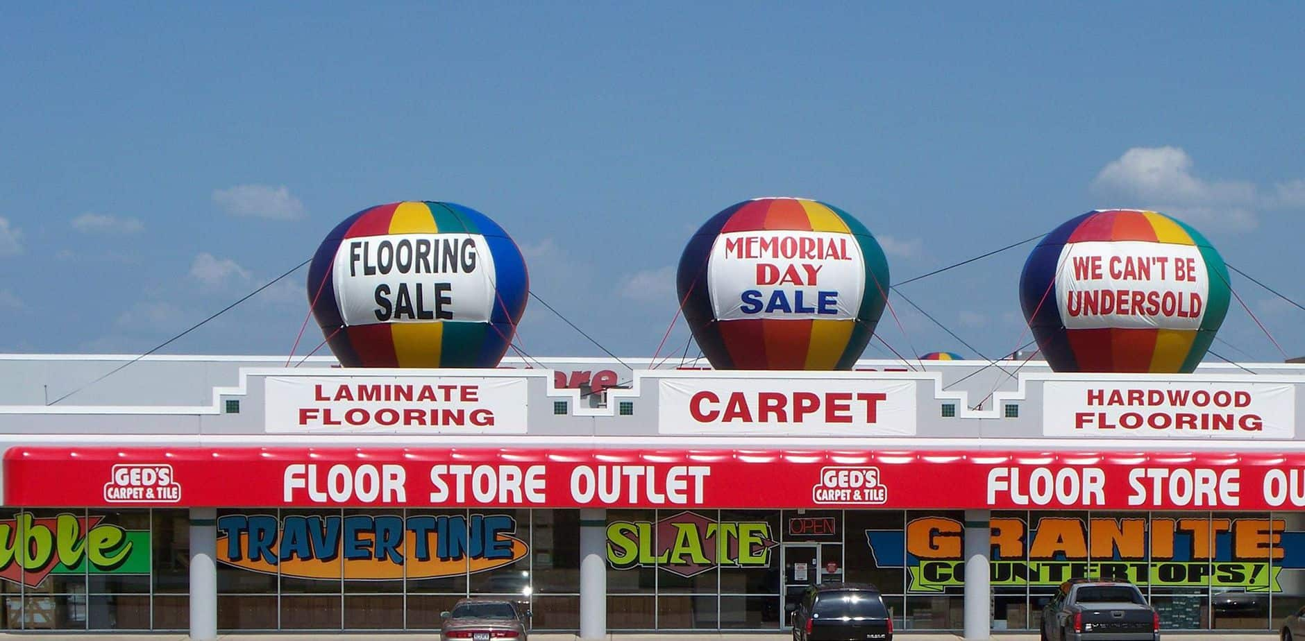 Advertising Balloons Air Ad Promotions