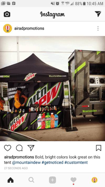 instagram post low cost marketing ideas
