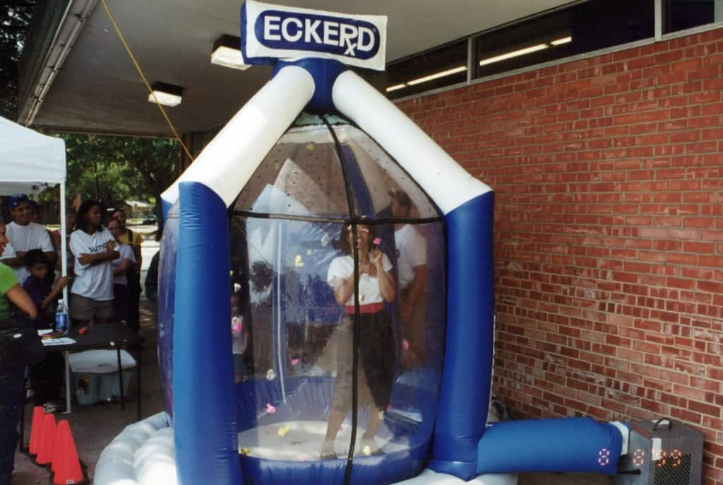 TBT Inflatable game 1999