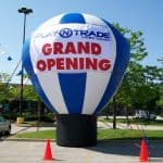 10 Inflatable Advertising Products and What They Can Do For Your Business