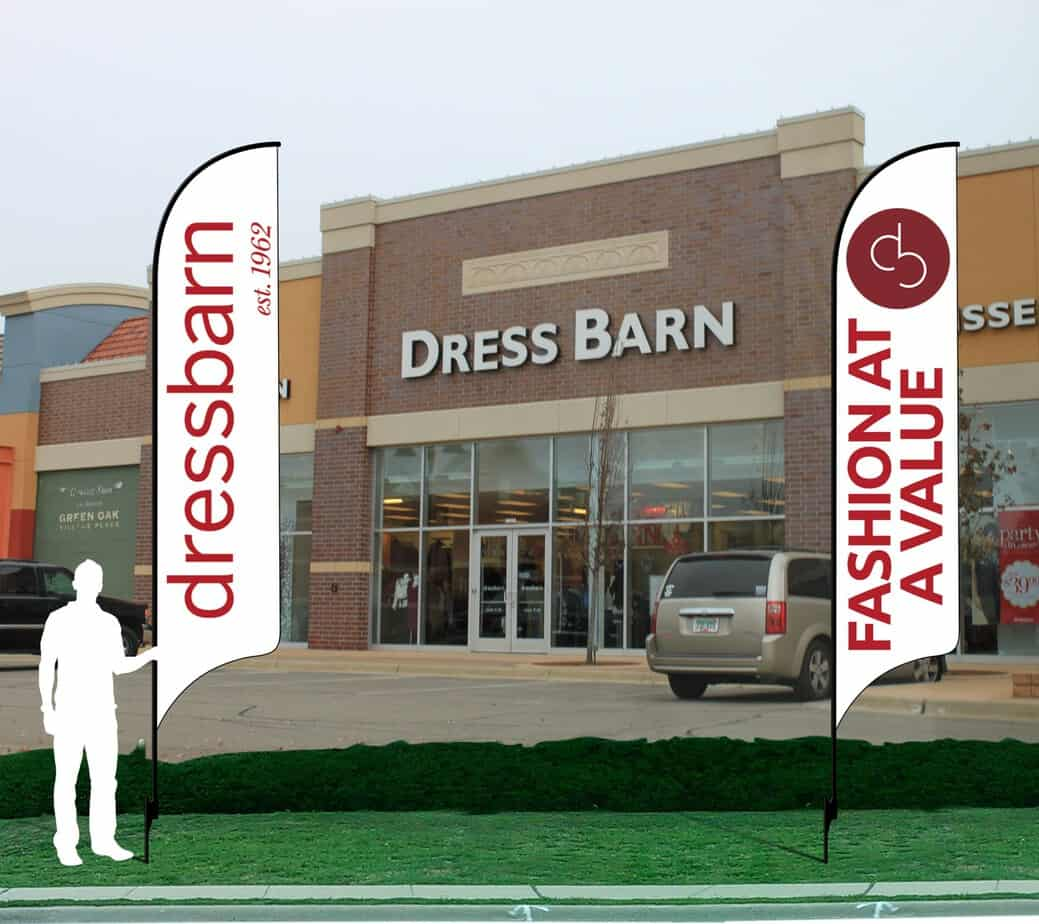 dress barn advertising