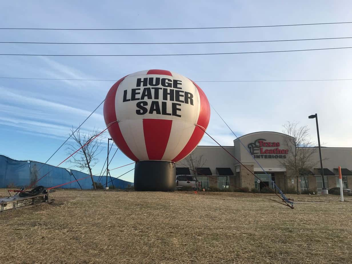 advertising examples advertising balloons (1)